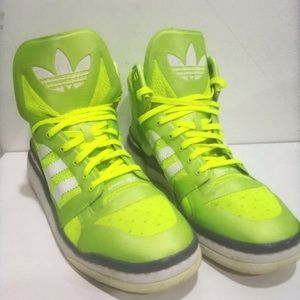 Adidas manarax forum mid crazy night shoes